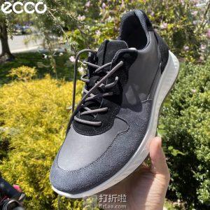 ECCO 爱步 ST.1 适动系列 男式休闲运动鞋 3.7折$67.03 海淘转运到手约¥565