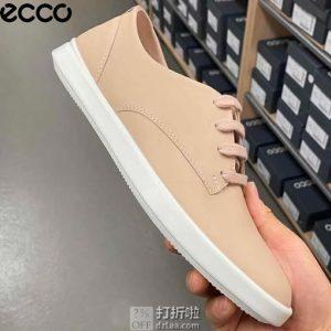 Prime会员福利 金盒特价 ECCO 爱步 Barentz 女式休闲鞋 4.4折$44.43 海淘转运到手¥389