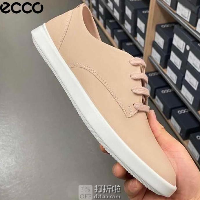 ECCO 爱步 Barentz 女式休闲鞋 5.3折$52.99起 海淘转运到手¥450