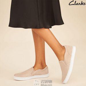 Clarks 其乐 Pawley Bliss 一脚套 女式单鞋 3.1折$27.95 海淘转运到手约¥287