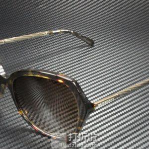 Burberry 巴宝莉 BE4193 玳瑁框 女式太阳眼镜 3.6折$100.89 海淘转运到手¥729