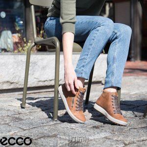 ECCO 爱步 SOFT 7 Tred 柔酷7号 GTX防水 女式保暖短靴 39码2.9折$60.02 海淘转运到手约¥514