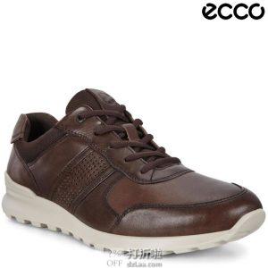 ECCO 爱步 CS20 男式系带休闲运动鞋 42码6.1折61.14 海淘转运到手约¥490