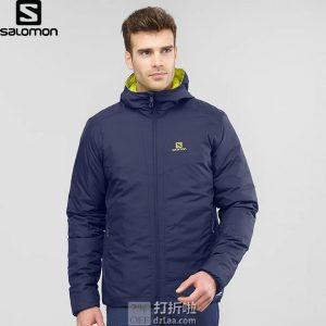 Salomon 萨洛蒙 Drifter Loft 双面可穿 男式户外防水透气保暖棉服 S码2.6折$59.42 海淘转运到手约¥480