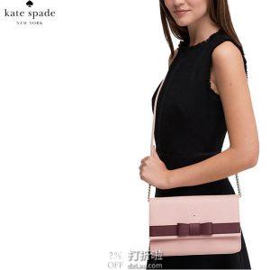 Kate Spade 凯特丝蓓 Kirk Park Veronique 女式挎包 3.1折$91.99 海淘转运到手约¥696