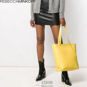 Rebecca Minkoff 瑞贝卡明可弗 Stella 女式手提包 3.6折$70.84史低 海淘转运到手约¥539