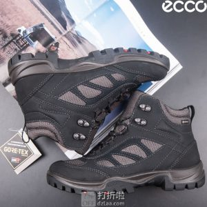 ECCO 爱步 XPEDITION III 远征III GTX防水 女式高帮徒步鞋 37码2.7折$61.24 海淘转运到手约¥523
