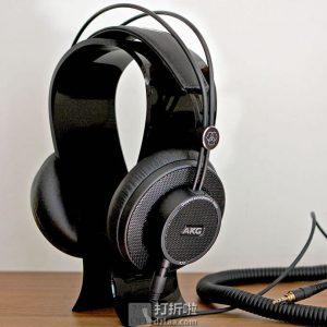 AKG 爱科技 K245 开放耳罩式折叠录音棚耳机 3.3折$49 海淘转运到手¥391 K175同价