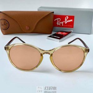 Ray-Ban 雷朋 RB4371 女式太阳镜 3.8折$69.26 海淘转运到手约¥504 天猫¥813