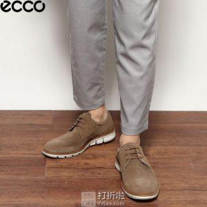 ECCO 爱步 Jeremy系列 打孔版 男式德比鞋 5.8折$69.78 海淘转运到手约¥583