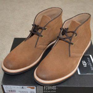 UGG Dagmann 男式短靴 40码3折$58.77 海淘转运到手约¥531