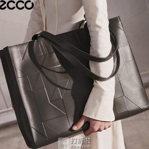 ECCO 爱步 GEOMETRIK 女式手提包 购物包 2.1折$81.68 海淘转运到手¥661
