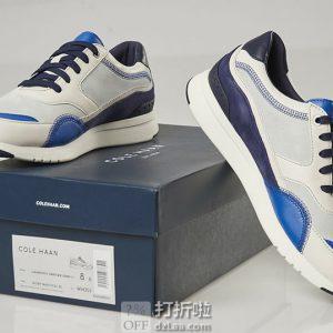 Cole Haan 可汗 Grandpro Downtown 女式板鞋 休闲鞋 35.5码2.3折$35.26 海淘转运到手约¥336
