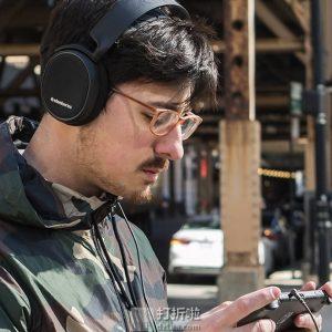 Steelseries 赛睿 Arctis 3 Bluetooth 寒冰3 无线蓝牙游戏耳机 6.4折$64.23 海淘转运到手¥485