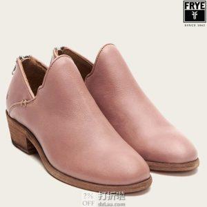 FRYE 弗莱 Carson 女式踝靴 2.5折$56.01 海淘转运到手约¥482