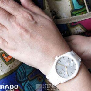 RADO 雷达表 True Specchio系列 R27082012 男式陶瓷手表 优惠码折后$351.12 海淘转运关税补贴到手约¥2597