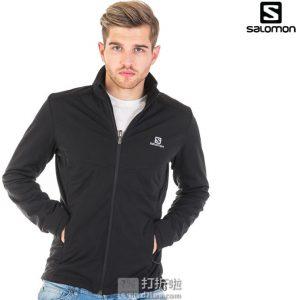 Salomon 萨洛蒙 Agile 男式保暖夹克 XS码1.8折$26.01 海淘转运到手约¥242