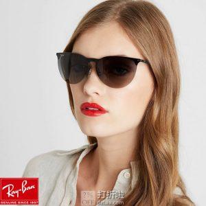 金盒特价 RayBan 雷朋 RB3652 中性款太阳镜 4.5折$66 三色可选 海淘转运到手约¥474