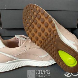 ECCO 爱步 ST.1 Urban适动系列 女式休闲跑鞋 42码3.7折$66.19 海淘转运到手约¥553 天猫¥1849