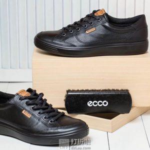 ECCO 爱步 SOFT 7 柔酷7 男式休闲板鞋 44码5.4折$59.18 海淘转运到手约¥504
