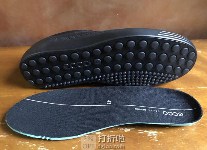ECCO 爱步 SOFT 7 柔酷7 男式休闲板鞋 44码5.4折.18 海淘转运到手约¥504