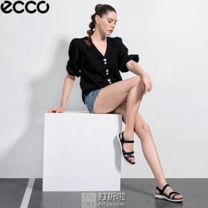ECCO 爱步 Cruise II 巡航Ⅱ 女式户外运动凉鞋 40码3折$47.6 海淘转运到手约¥390