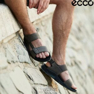 ECCO 爱步 X-trinsic 全速系列 男式凉鞋 40码4.1折$48.75 海淘转运到手约¥399