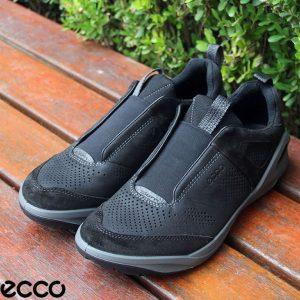 ECCO 爱步 Biom 2Go 健步系列 一脚套 防水男式休闲运动鞋 46码3.2折$54.76 海淘转运到手约¥471