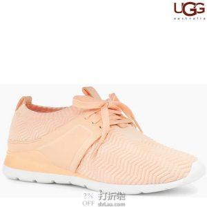 UGG Willows 女式板鞋 休闲鞋 37码2.4折$28.54 海淘转运到手约¥288
