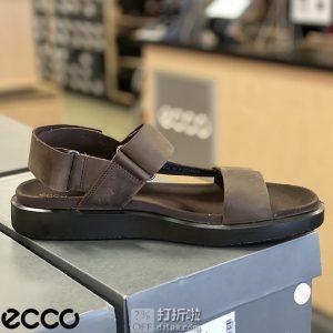 ECCO 爱步 Flowt 柔畅 男式凉鞋 5.7折$57.27起 海淘转运到手约¥458
