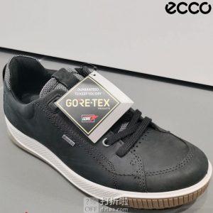 ECCO 爱步 Byway Tred 路威系列 GTX防水 男式休闲运动鞋 39码3.4折$61.1 海淘转运到手约¥514