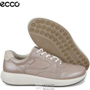 ECCO 爱步 SOFT 7 柔酷7号 路跑 女式休闲跑鞋 35码3.2折$57.2 海淘转运到手约¥486 天猫¥1469