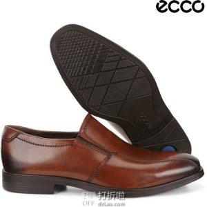 ECCO 爱步 Melbourne 墨本系列 男式乐福鞋 40码3.4折$51.7 海淘转运到手约¥448