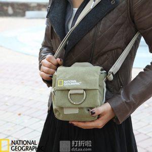 National Geographic 国家地理 NG 2342 迷你型单肩包 摄影包 5.8折$31.88 海淘转运到手约¥242