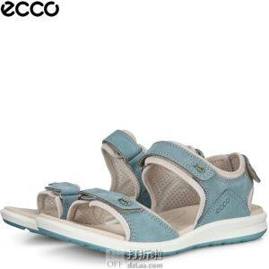 ECCO 爱步 Cruise II 巡航Ⅱ 女式运动凉鞋 40码3.9折$44.12 海淘转运到手约¥364