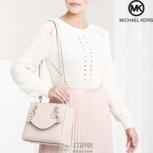 Michael Kors 迈克·科尔斯 MK CYNTHIA 小号 女式手提包 5.8折$159.63 海淘转运到手约¥1150