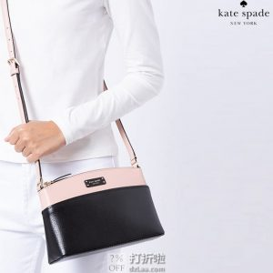 Kate Spade 凯特丝蓓 Jeanne 女式挎包 4.8折$94.72 海淘转运到手约¥682