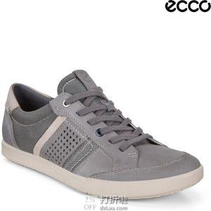 ECCO 爱步 Collin 2.0 科林2.0系列 男式休闲鞋 3.3折$49.71起 海淘转运到手约¥429