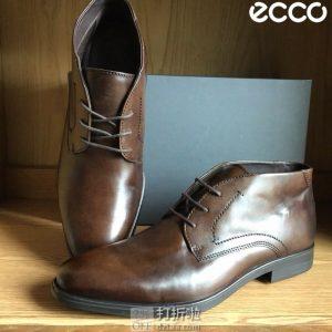 ECCO 爱步 Melbourne 墨本系列 男式短靴 43码3.7折$63.19 海淘转运到手约¥521