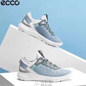 ECCO 爱步 St.1 Lite 适动轻巧 女式休闲鞋 36码3.5折$59.1 海淘转运到手约¥490