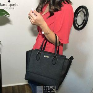 Kate Spade 凯特丝蓓 Laurel Way Hadlee 女式手提包 3.1折$111.37 海淘转运到手约¥828