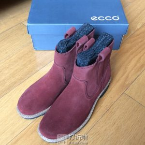ECCO 爱步 Elaine伊莲系列 女式短靴 35码2.5折$45.08起 海淘转运到手约¥394