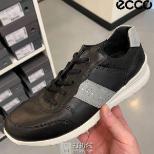 Prime会员福利 金盒特价 ECCO 爱步 Cs20 女式系带休闲运动鞋 4.9折$48.94 海淘转运到手约¥419
