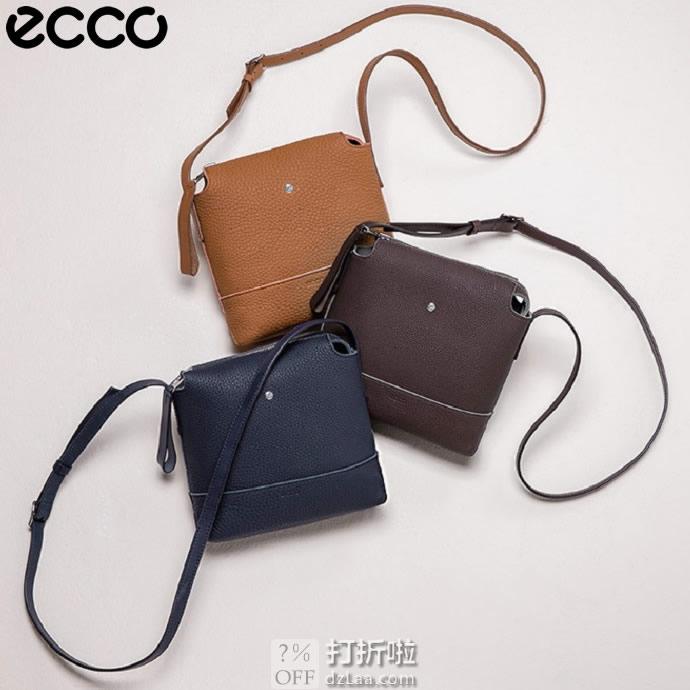 Ecco 爱步 Jilin 吉琳 双面设计女式挎包 3.5折$79.5 海淘转运到手¥576