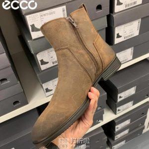 ECCO 爱步 Touch 15 触感15 女式短靴 5.8折$69.95 海淘转运到手¥554