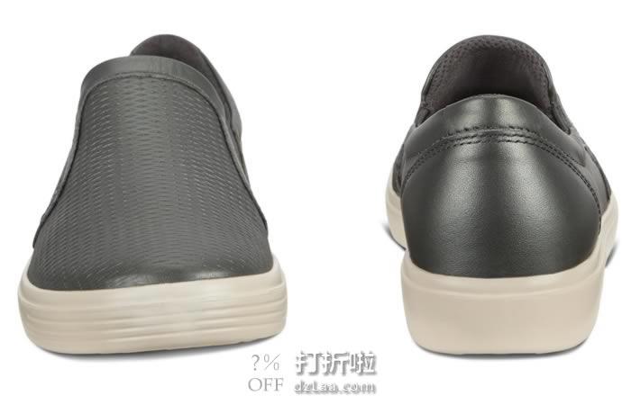 ECCO 爱步 柔酷系列 一脚套女式休闲鞋 35码4.7折.52 海淘转运到手约¥395