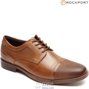 Rockport 乐步 Style Purpose 男式牛津鞋 40码2.4折$30.57 海淘转运到手约¥290
