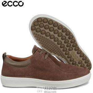 ECCO 爱步 SOFT 7 柔酷7号 男式袋鼠鞋 休闲鞋 45码2.7折$45.93 淘转运到手约¥392