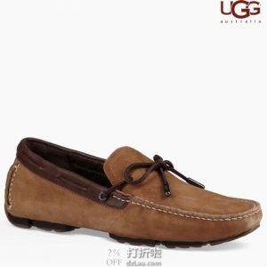 UGG Bel-Air 一脚蹬 男式单鞋 休闲鞋 41码2.3折$44.07 海淘转运到手约¥380