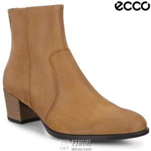 ECCO 爱步 Shape 35 型塑系列 女式切尔西短靴 6.5折$78.05起 海淘转运到手约¥604